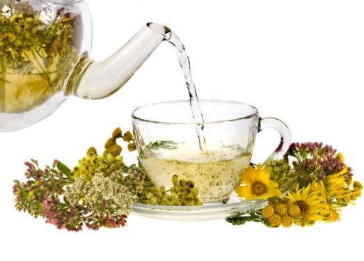 მცენარეული ჩაი